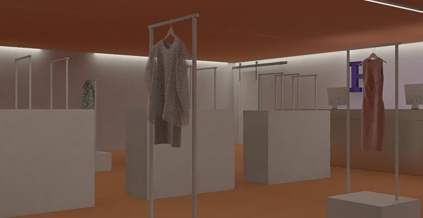 pop up 1 Interior Design Render