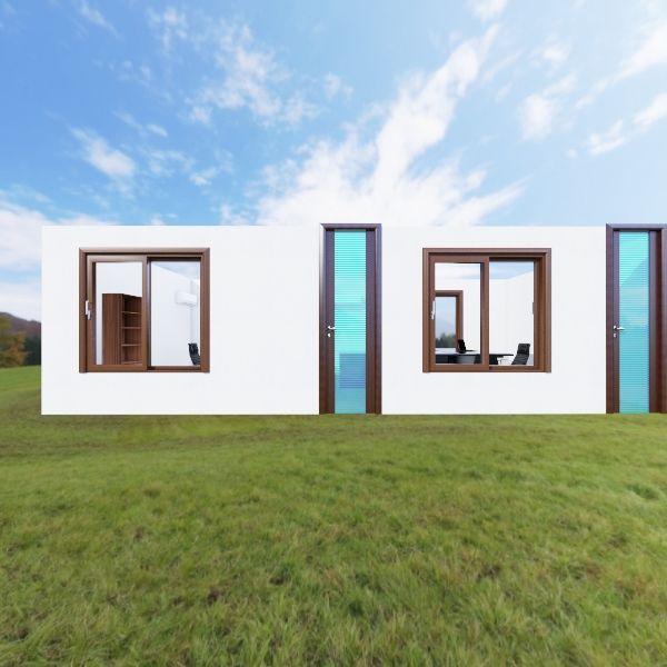 OFICINA Interior Design Render