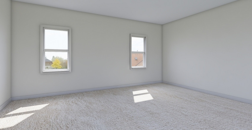 kara-bedroom Interior Design Render