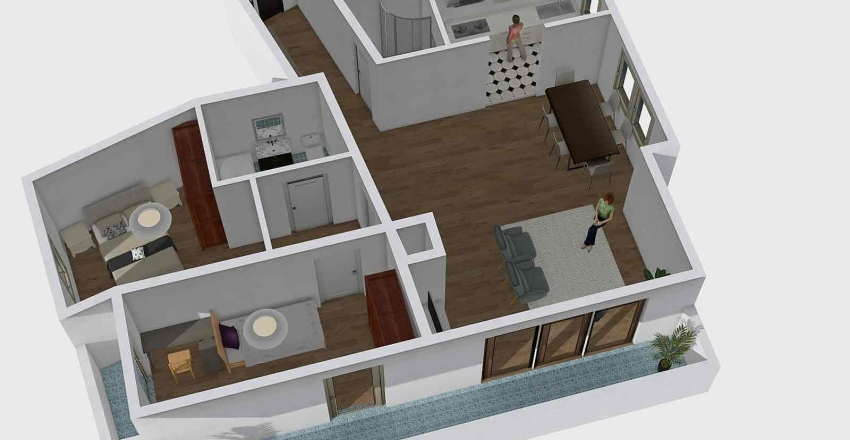 46280 Interior Design Render