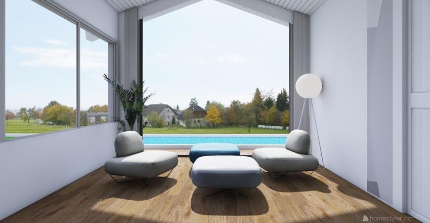 tree_3 (white)8 Interior Design Render