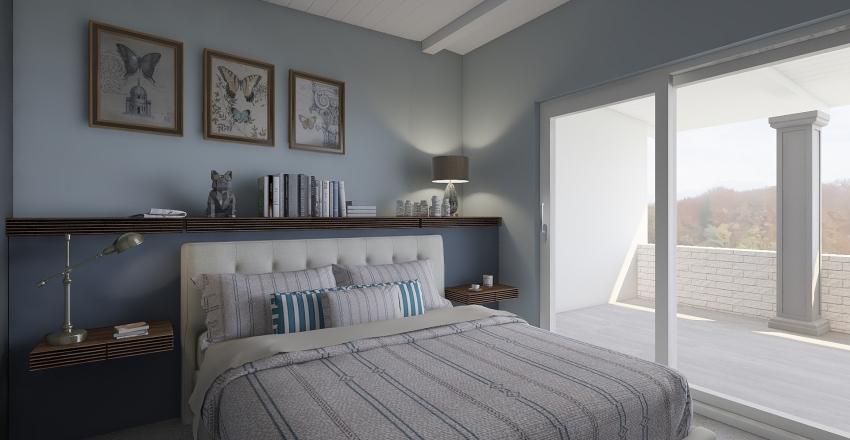 smarymansarda2p Interior Design Render