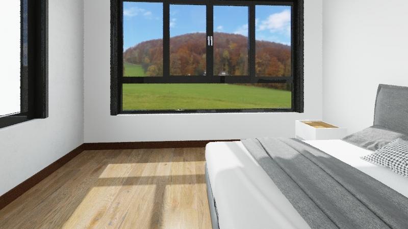 Mi cuarto fino Interior Design Render