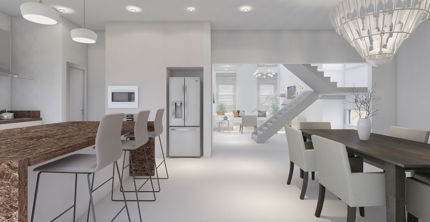 Amanda Collini - Integrado Interior Design Render