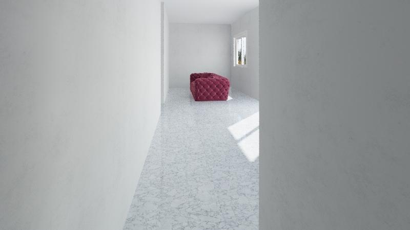 Casa dos Fundos Interior Design Render