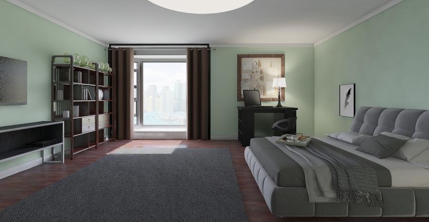 Mindpalace Interior Design Render