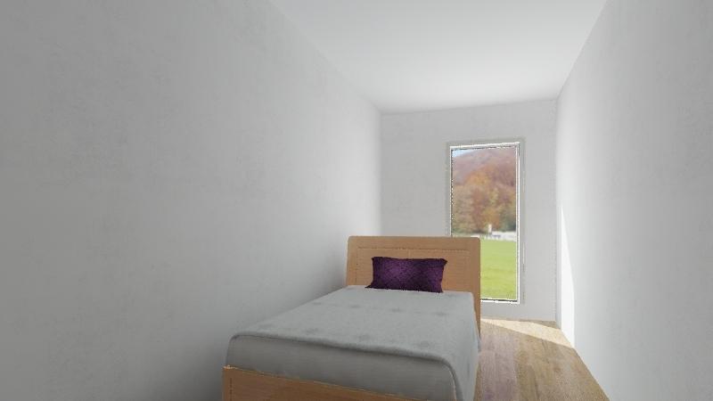 Mieszkanie_48_mint Interior Design Render