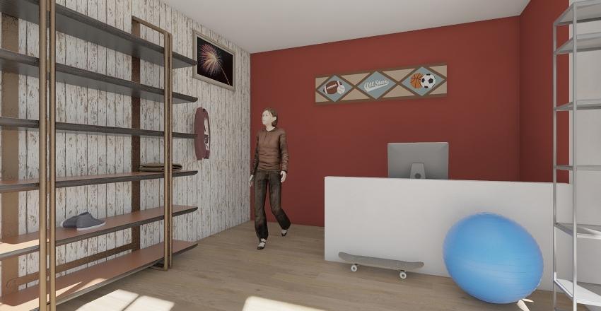 rednder Interior Design Render