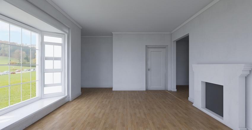 Gretchen LR Interior Design Render