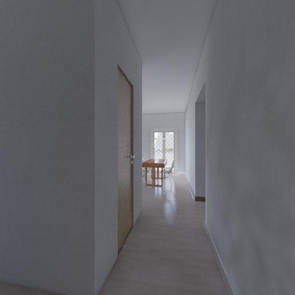 via dei frassini fine agosto Interior Design Render