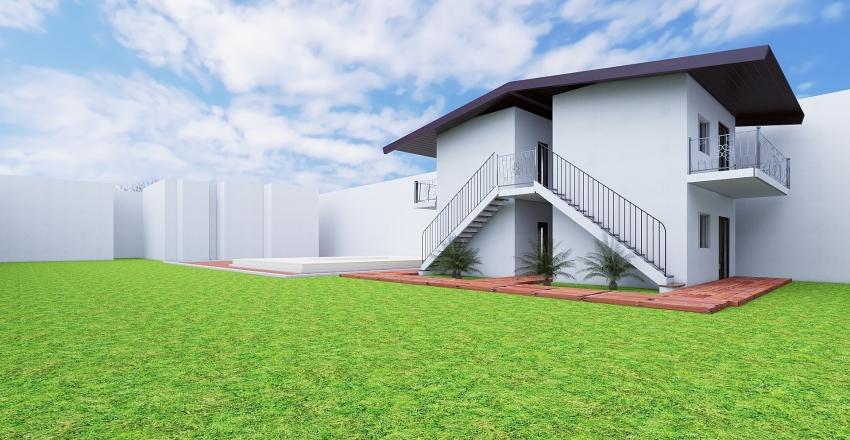 Isamar Vilela - MÃE 5 Interior Design Render
