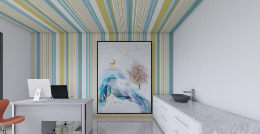 Dr. M.I. Sebes  Interior Design Render