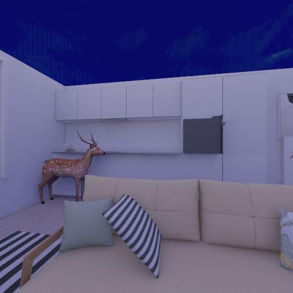open spce 1 Interior Design Render