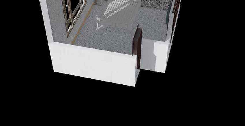 . Interior Design Render