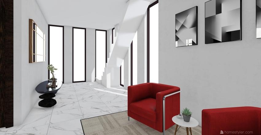 sa Interior Design Render
