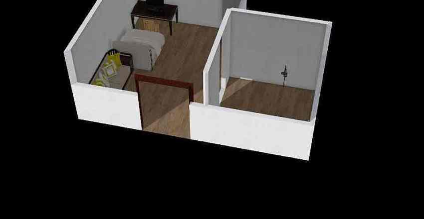 hanh lang Interior Design Render
