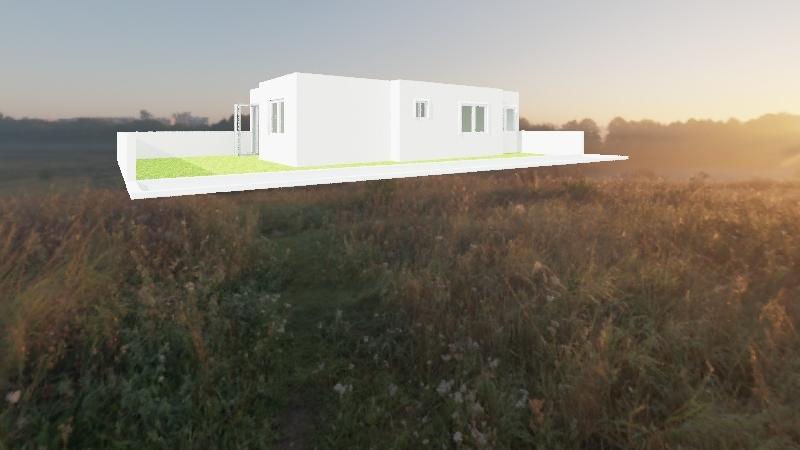 casa ormal 420 Interior Design Render