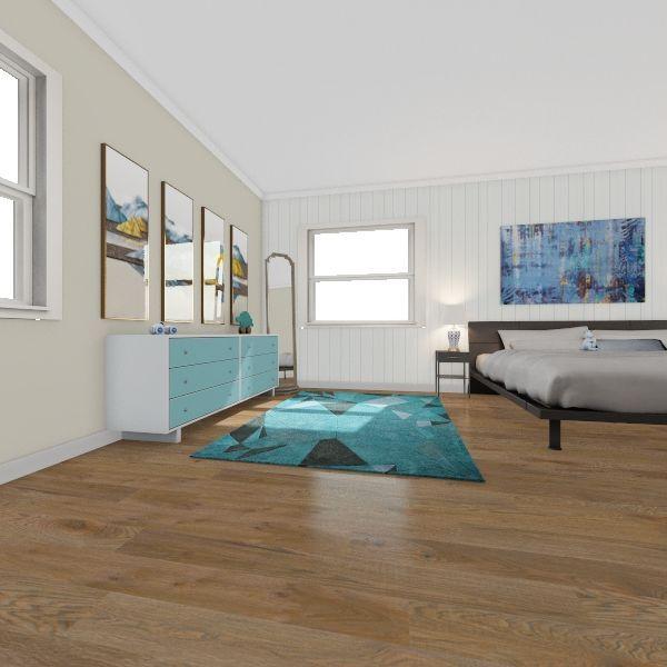 Childs room Interior Design Render