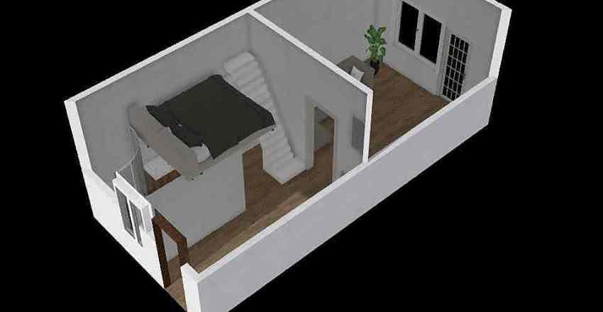 Lunga 149 Interior Design Render