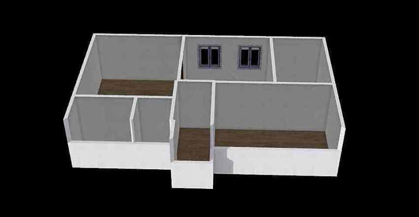 Barlickiego Interior Design Render