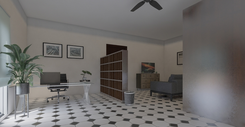 diana zavala Interior Design Render