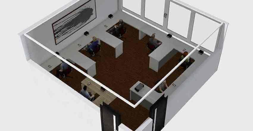 FELEK 1 Interior Design Render