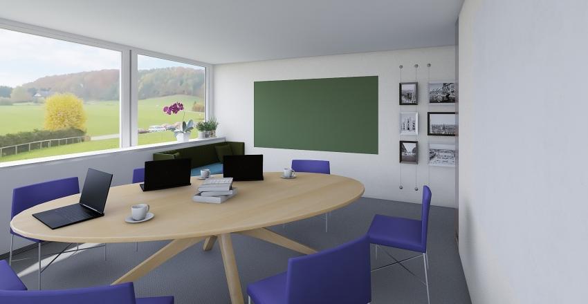 MEDOC 2.0 Interior Design Render