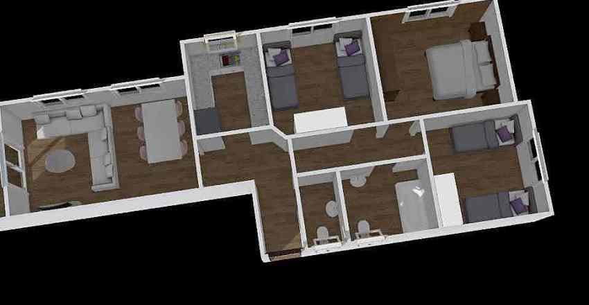 New Helipolise 1 Interior Design Render