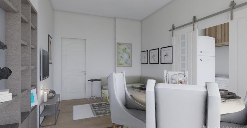 Andora P2 Interior Design Render