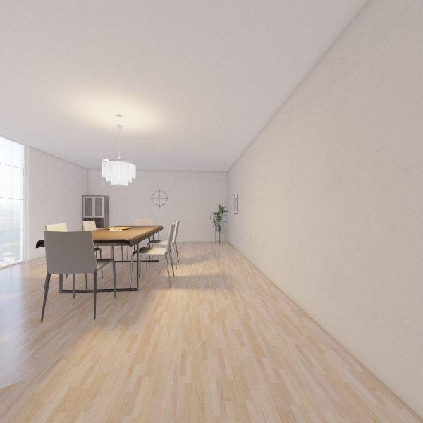 ma maison de plus tard n°4 Interior Design Render