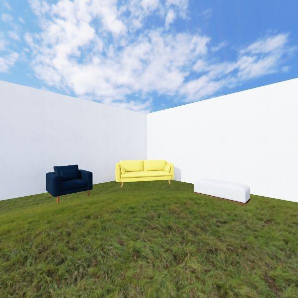 لين Interior Design Render