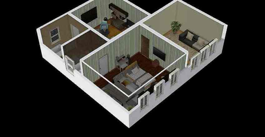 Cool houses  Interior Design Render