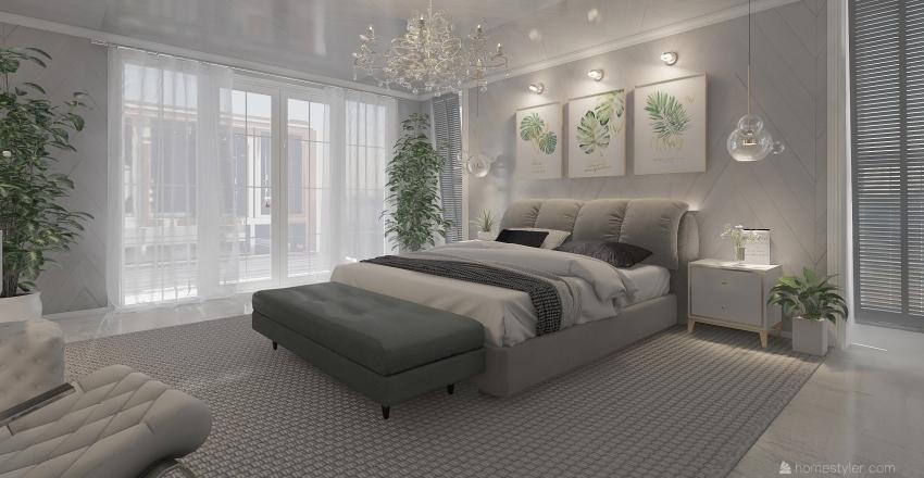 tropics retreat Interior Design Render