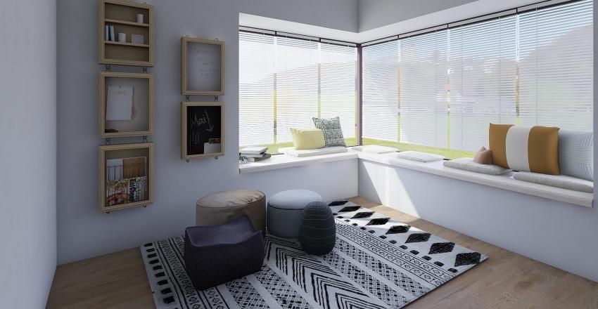 shushan hause Interior Design Render