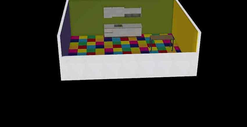 Sample Slime Lab Interior Design Render