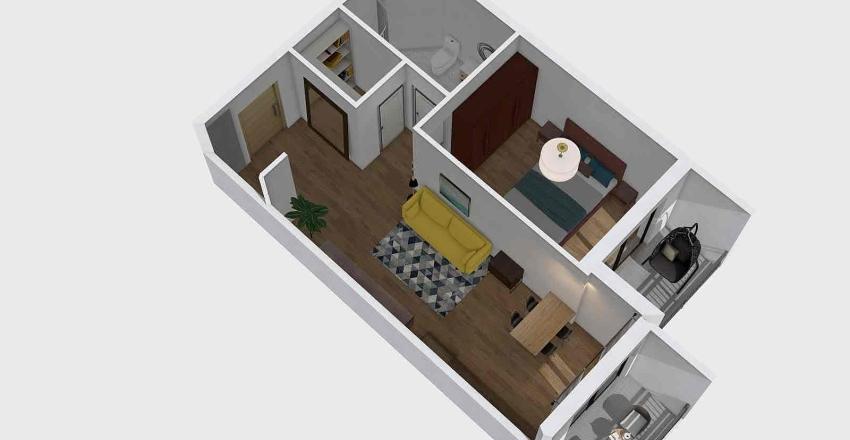16 Interior Design Render