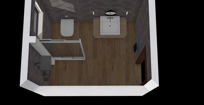 upper Interior Design Render