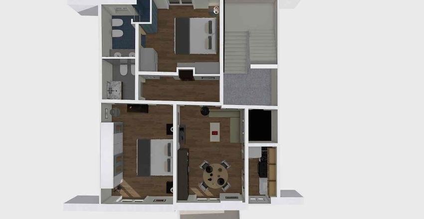 Andora P1 Interior Design Render