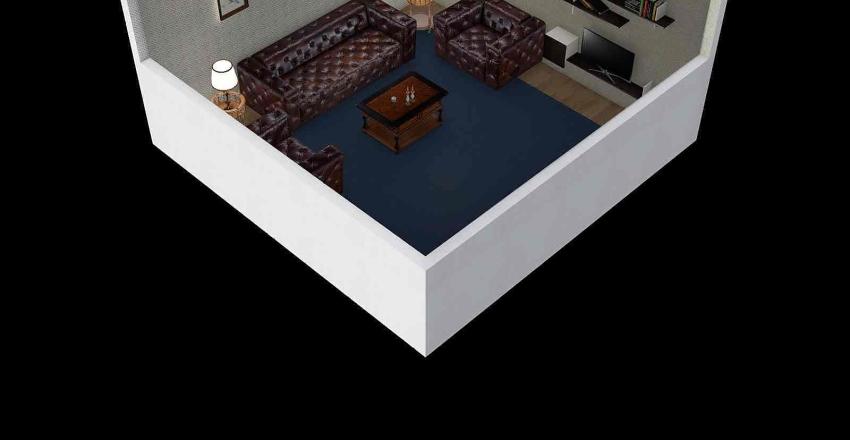 FIRST ATTEMPT Interior Design Render