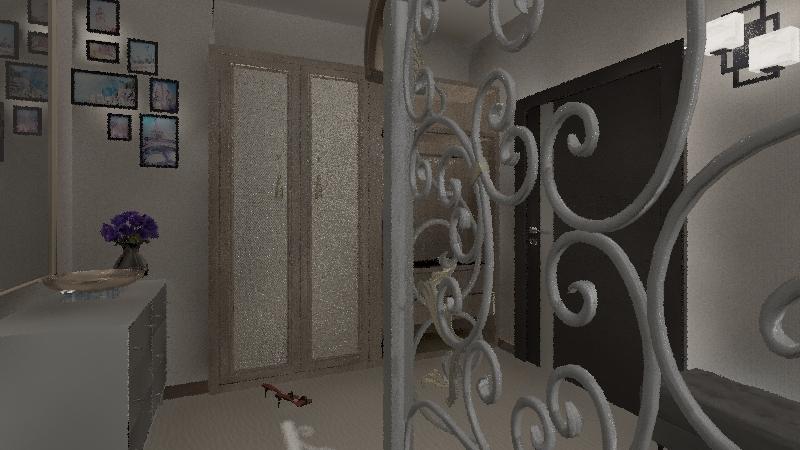 Самостоятельный прое Interior Design Render