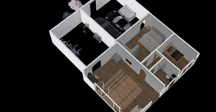 botton gianmarco Interior Design Render