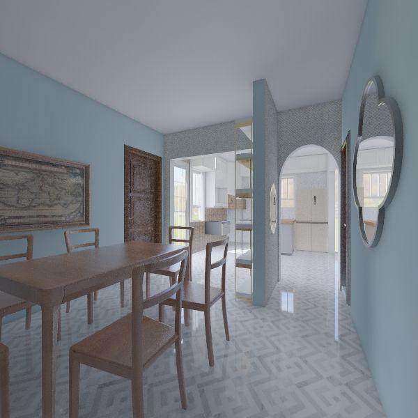 Kitchen02 Interior Design Render