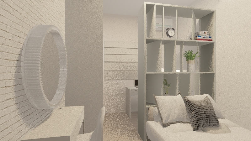 Apto Interior Design Render