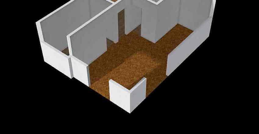 casona Interior Design Render