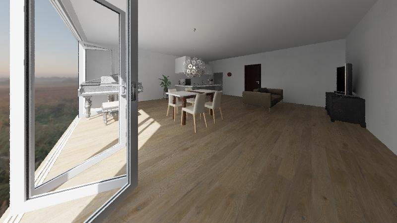 alberto Interior Design Render