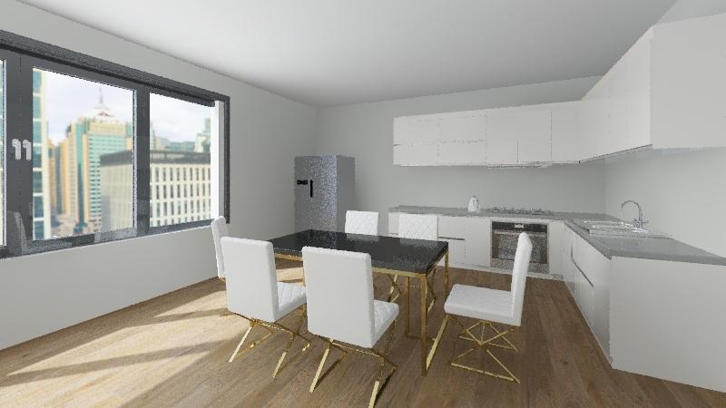 GiacomoCardin Interior Design Render