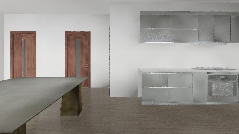 Pieta Penthouses Interior Design Render