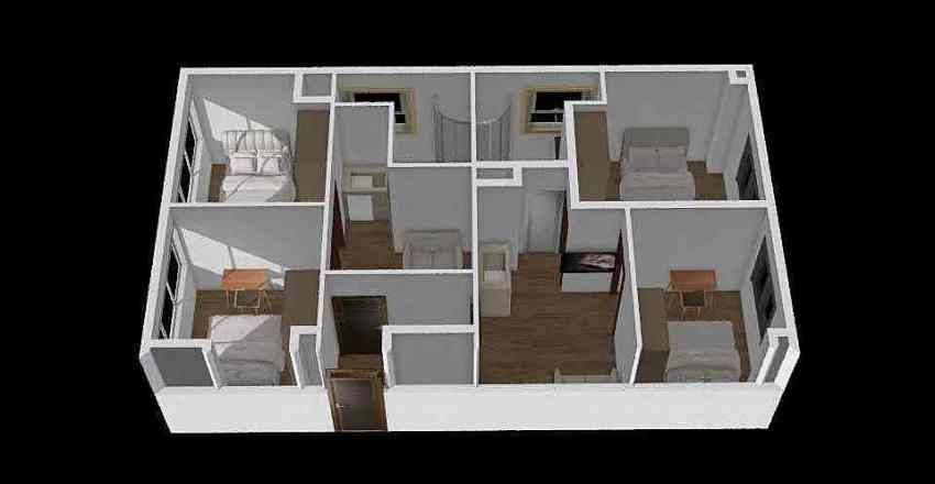 雙城街20191209 Interior Design Render
