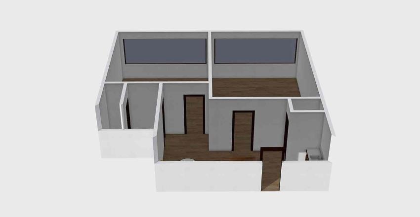 Praxis Interior Design Render