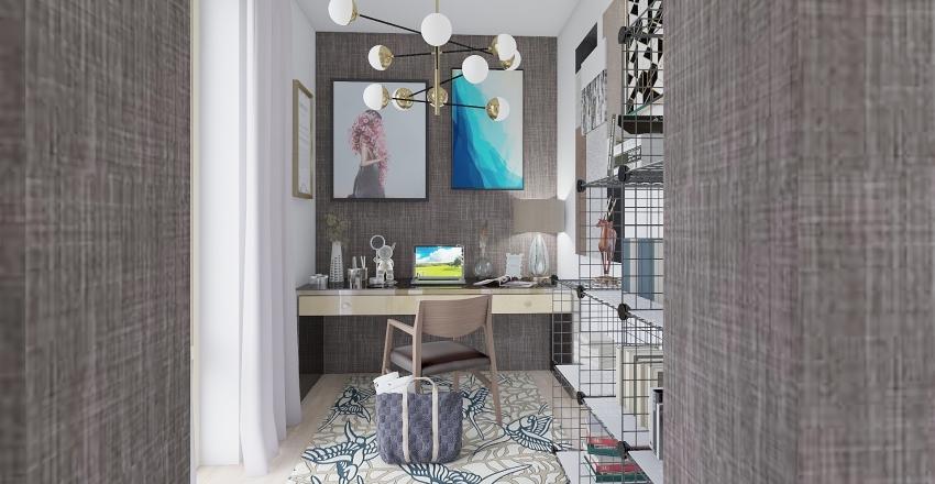 CASA-STUDIO Interior Design Render